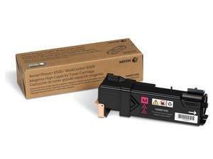 Cartouche d'encre pour imprimante laser 6505 magenta 1000 pages de XEROX