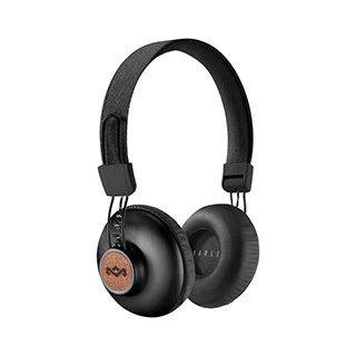 Casque d'écoute Bluetooth Positive Vibration, noir de The House of Marley