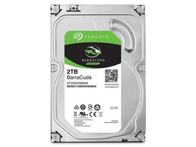 Disque du barracuda 2T SATA 6GB/S de Seagate