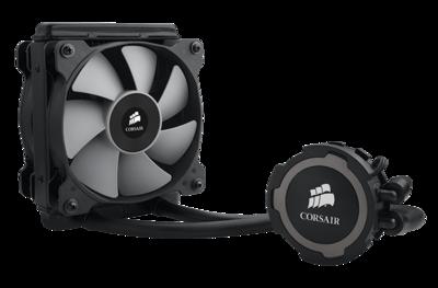 Refroidisseur liquide pour processeurs Hydro Series™ H75 de Corsair