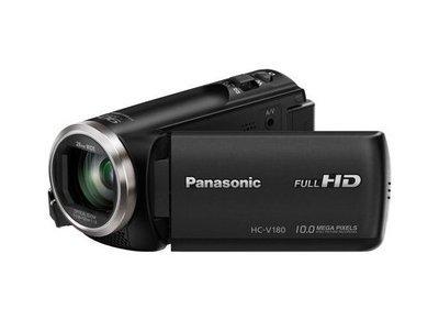 Caméscope pleine HD zoom 90x HC-V180K de Panasonic