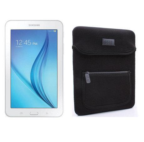 Esemble tablette Samsung et étui USA Gear de transport