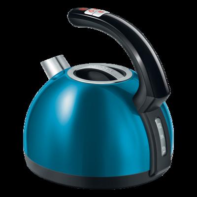 Bouilloire à ébullition rapide intelligente avec contrôle de la température bleu de SENCOR