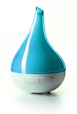 Diffuseur d'arômes et d'huiles essentielles de VIVI Bleu