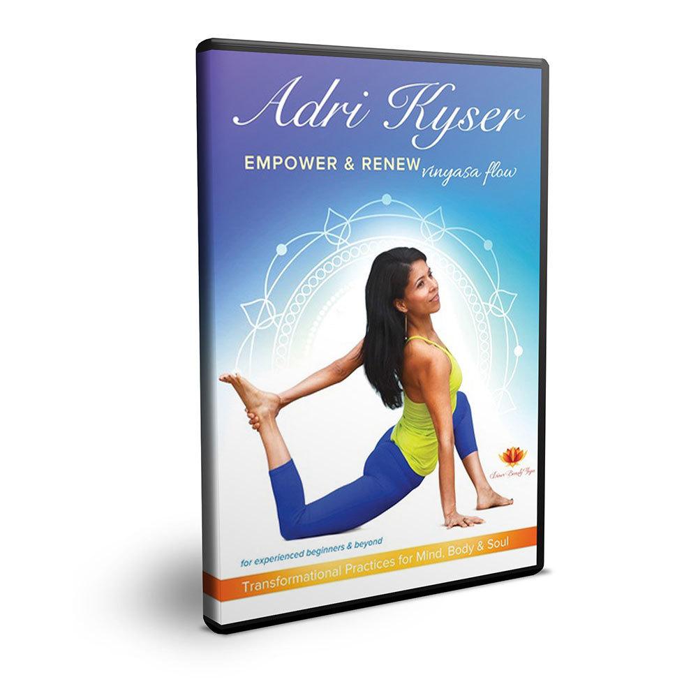 Empower & Renew DVD