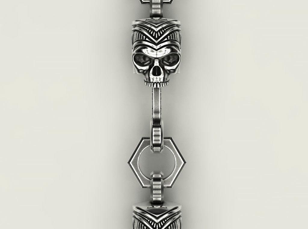 Piston Skulls Chain