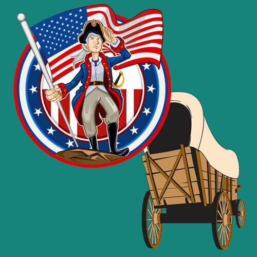 Revolutionary War and Westward Expansion Bundle