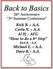 Winnipeg Summer Conference - 2014
