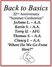 Winnipeg Summer Conference - 2012