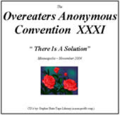 2004 Overeaters Anonymous Convention
