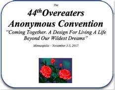 44th OA Convention - Mpls. MN