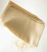"2 3/4""x4"" Drawstring Cotton Bags, American Made, 100 Pk"