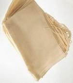 "4""x6"" Drawstring Cotton Bags, American Made, 100 Pk"