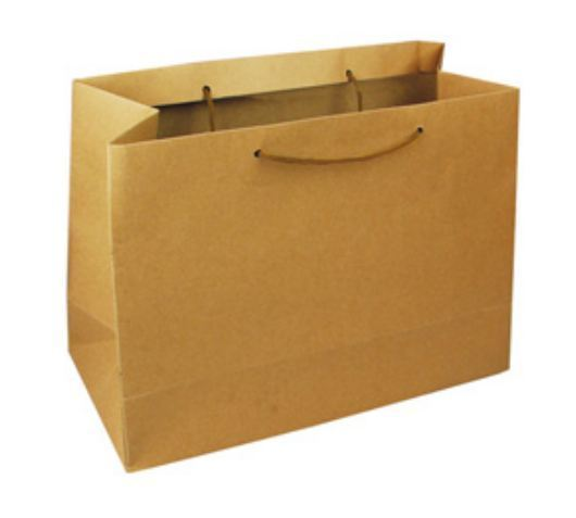 """Paper Gift Bags, 13""""W x 5""""D x 10""""H, 12 Pack"""