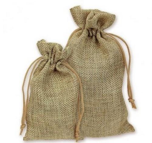 """4""""x 6"""" Burlap Bags, 4 Pack, Priced Per Pack"""