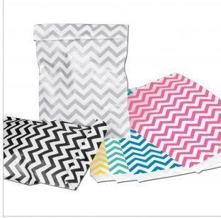"Paper Gift Bags, 5""x7"", Choose Color, 100 Pk"