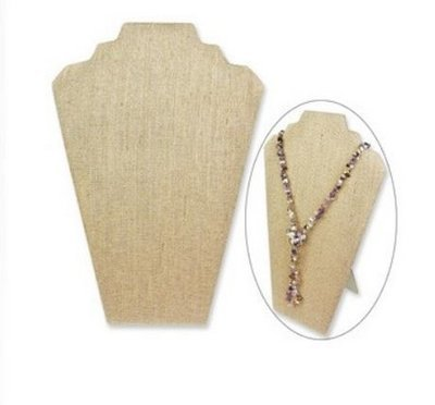 Necklace Display with Easel, 8  1/4