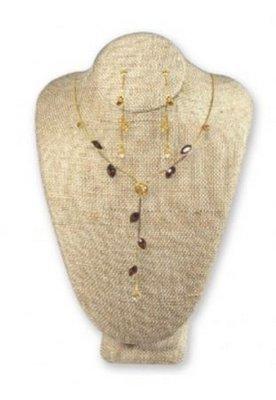 Jewelry Bust Display,  5