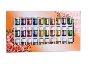 36 Essential Oil Set , 12 Various Scents in 3ml Bottles, Boxed, Priced Per Set