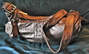 Ladies Purse, with Inside Matching Lining, Priced Each