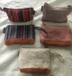 "Coin Purse with Zipper, 6"" x 4"", Beautiful Designs, Priced Each"