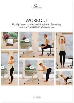 Büro-Workout. Richtig sitzen, schmerzfrei durch den Büroalltag. (PDF)