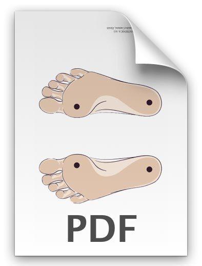 PDF: Fusshaltung