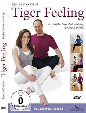 DVD: Tiger Feeling – das perfekte Beckenbodentraining für sie und ihn
