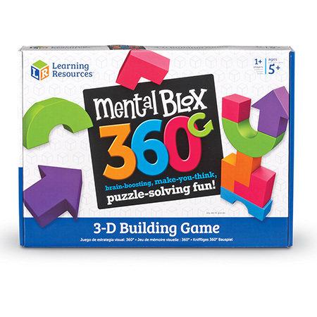 """Развивающая игра """"Ментал блокс 3 D"""""""