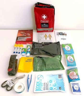 S.I.R.A. Emergency Medical Kit