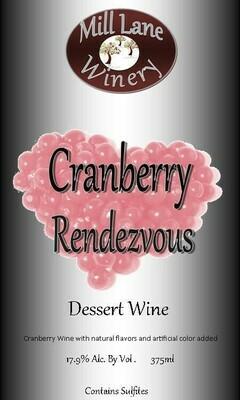 Cranberry Rendezvous