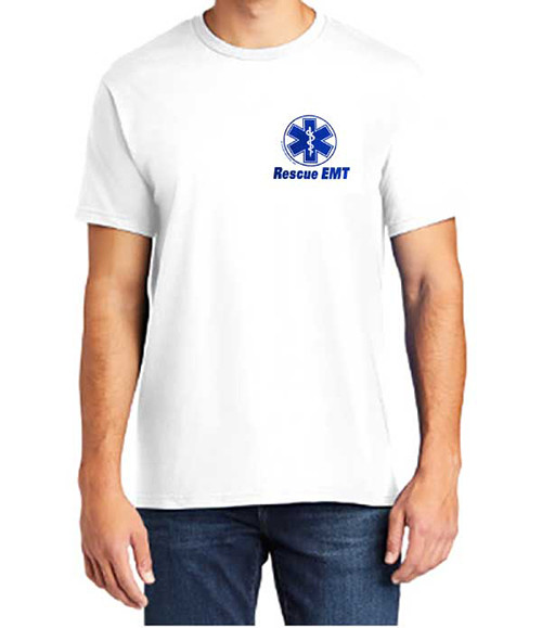 Short Sleeve T-Shirt: RESCUE EMT