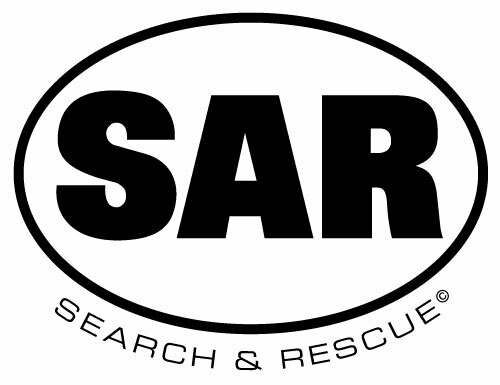 Window Decal (Reflective): SAR