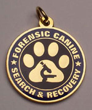 Dog Tag: Forensic K-9