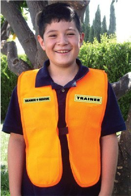 KID Safety Vest: Search & Rescue