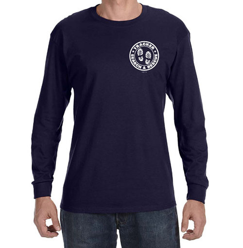 Long Sleeve T-Shirt (Dri-Wear): SAR Tracker