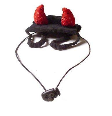 K-9 Hat: Devil Horns