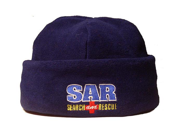 Fleece Hat: MSAR