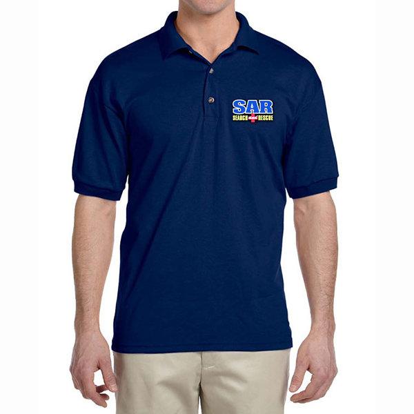 Short Sleeve Polo: SAR