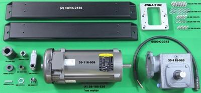 WNA Winch 2HP Upgrade Kit