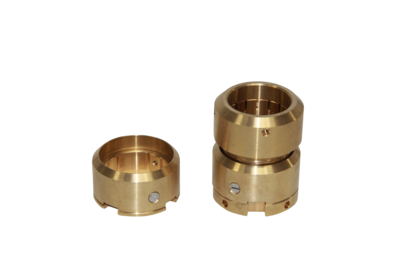 Rugged, Slip-Over Centralizers for 40 mm diameter probe - No blades included, 2 pairs required