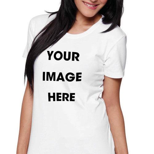 女裝T-恤印刷 T-Shirt Printing
