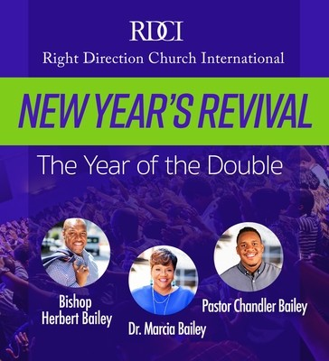 New Year's Revival: The Year of the Double (DVD Series)