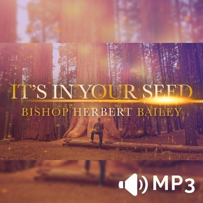 It's in your Seed