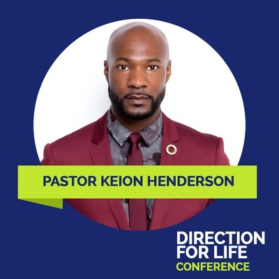 DFL19 | Pastor Keion Henderson | I'm the Only One that can do it