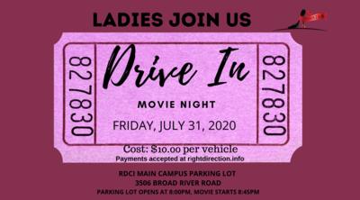 SWATA Drive-In Movie Night