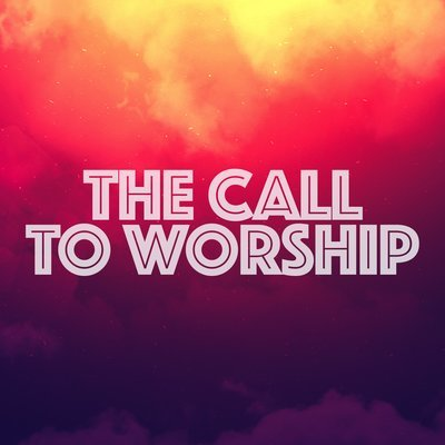 The Call To Worship DVD Series