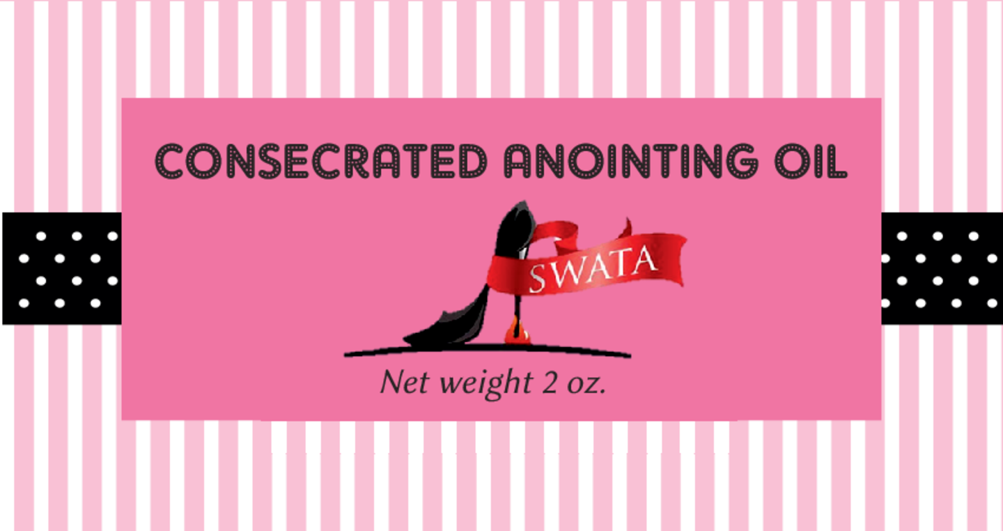SWATA Consecrated Anointed Oil