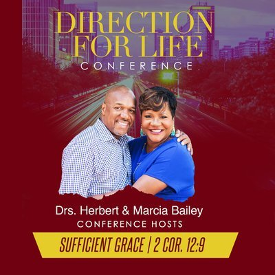 Direction for Life 2017: Sufficient Grace-DVD Series