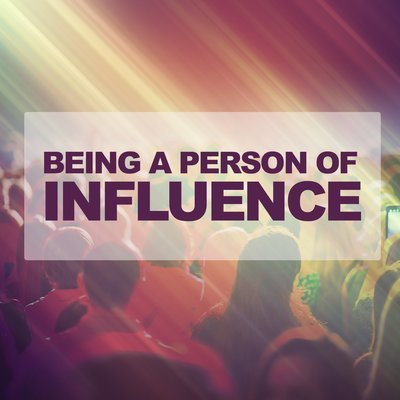 Being A Person of Influence-DVD Series
